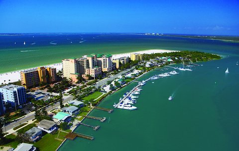 Pink Shell Beach Resort - Pink Shell Marina and Resort on Estero Island
