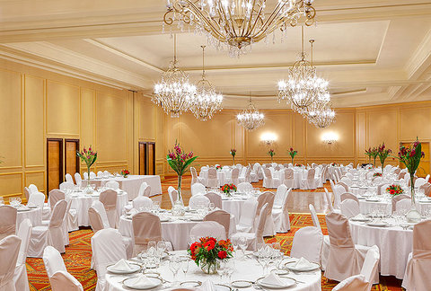 Sheraton Buenos Aires Hotel & Convention Center - Retiro Ballroom