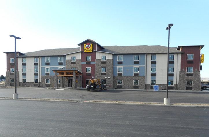 MY PLACE HOTEL - PASCO WA