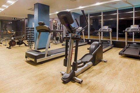 Comfort Hotel Confins - Fitness