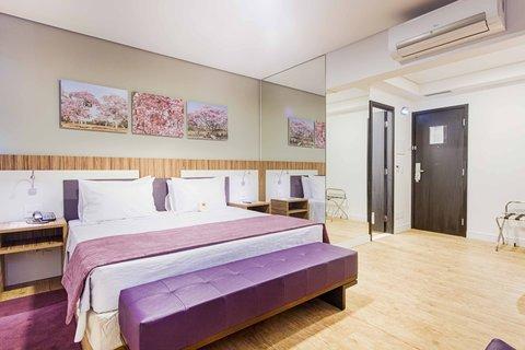 Comfort Hotel Confins - Luxo Queen
