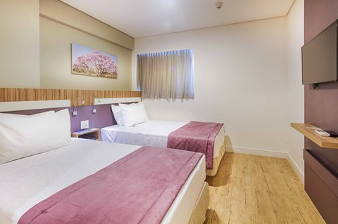 Comfort Hotel Confins - Luxo Twin