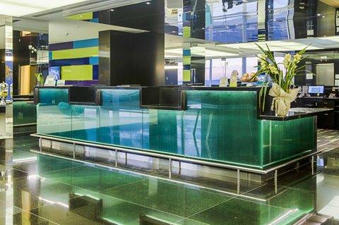 Comfort Hotel Confins - Front Desk