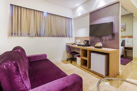Comfort Hotel Confins - Suite Superior