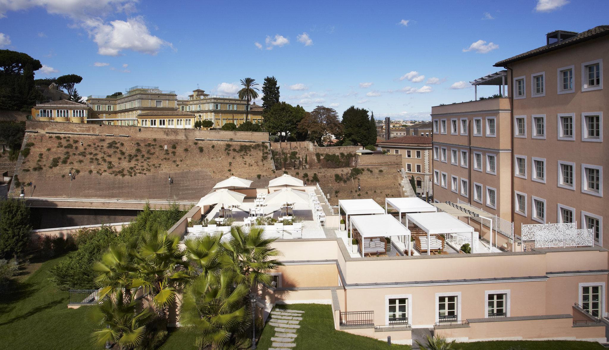 Gran melia rome rome rockstar hotels for Rome gran melia hotel