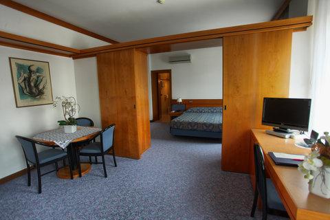 Hotel Delle Alpi - Camera Suite