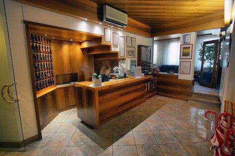 Hotel Delle Alpi - Interior