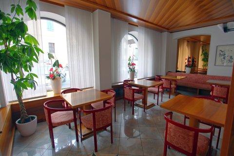 Hotel Delle Alpi - Saletta riunioni