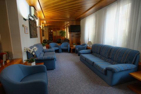 Hotel Delle Alpi - Saletta Tv