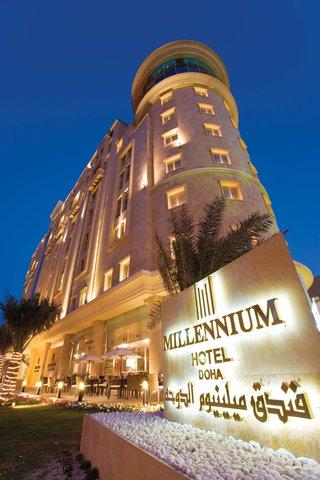 فندق ميلينيوم الدوحة - Millennium Hotel Doha Exterior