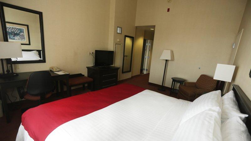 Holiday Inn Matamoros View of room