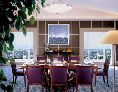 فندق فور سيزن - Four Seasons Meeting Room