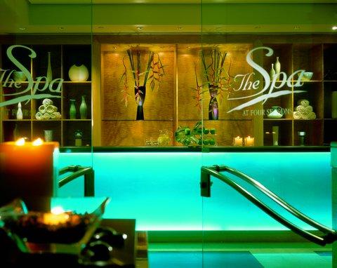 فندق فور سيزن - The Spa Entrance