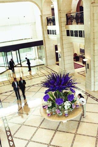 فندق فور سيزن - The Lobby