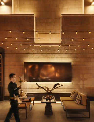فندق فور سيزن - Five Grill   Lounge