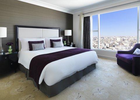 فندق فور سيزن - Four Seasons Executive Suite  Bedroom