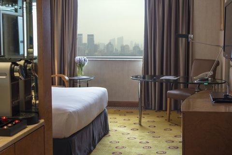 香港柏宁铂尔曼酒店 - Premier Deluxe Executive Room
