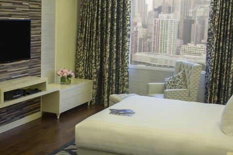 香港柏宁铂尔曼酒店 - Park Lane Suite
