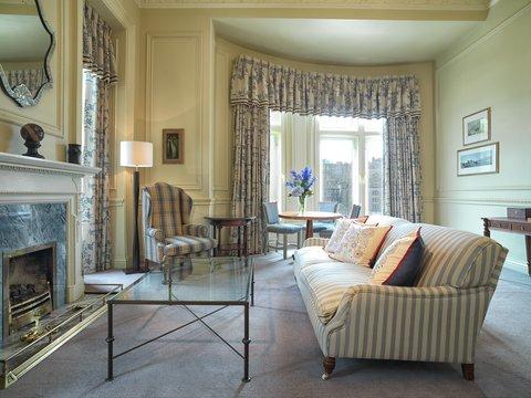 Rocco Forte Balmoral Hotel - The Balmoral - The Braemar Suite