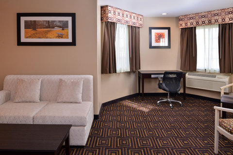 Americas Best Value Inn and Suites Madera - Guest Room Amenities