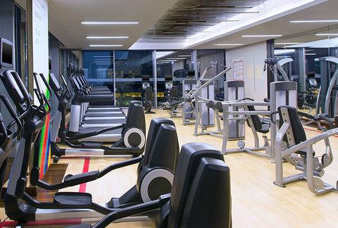 Sheraton Qingdao Licang Hotel - Fitness Center