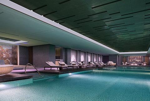Sheraton Qingdao Licang Hotel - Swimming Pool