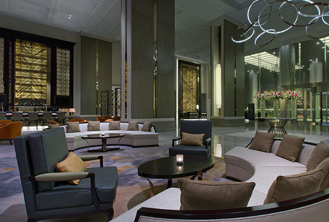 Sheraton Qingdao Licang Hotel - Lobby