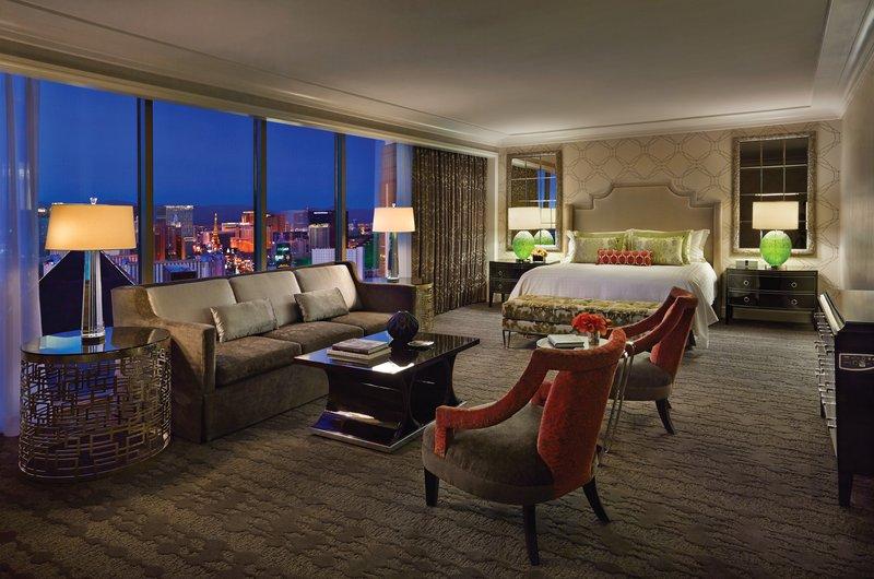 Veranda-Four Seasons Hotel Las Vegas