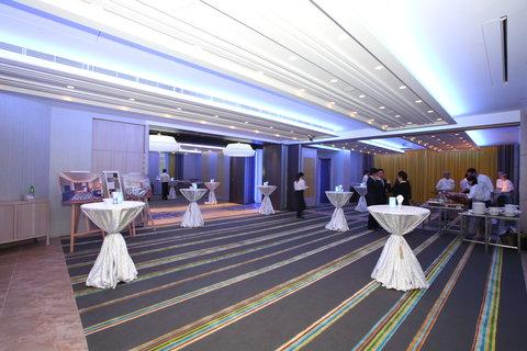 香港柏宁铂尔曼酒店 - Harbour and Windsor Room