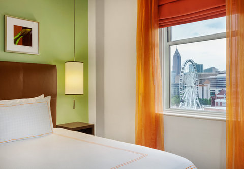 Glenn Hotel, Autograph Collection - Queen Guest Room - City View