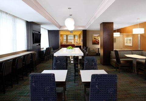Residence Inn Atlanta Midtown/Georgia Tech - Dining Area