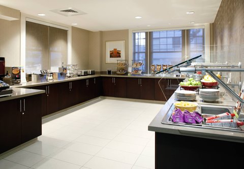 Residence Inn Atlanta Midtown/Georgia Tech - Breakfast Buffet