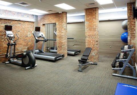 Residence Inn Atlanta Midtown/Georgia Tech - Fitness Center