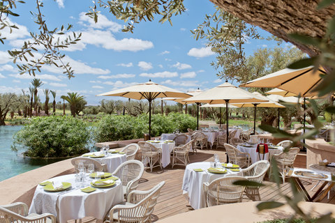 Prince Villa - Royal Palm Marrakech - Restaurant L Olivier