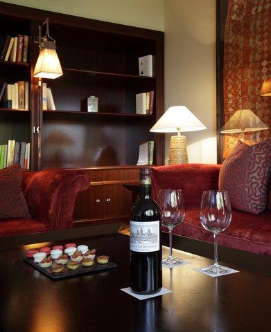 日内瓦香格里拉酒店及温泉 - Leman Suite