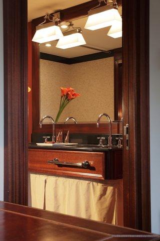 日内瓦香格里拉酒店及温泉 - Superior Room King - Bathroom