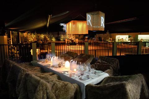 日内瓦香格里拉酒店及温泉 - Winter Lodge