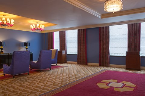 Monaco Baltimore A Kimpton Hotel - Paris Ballroom Foyer