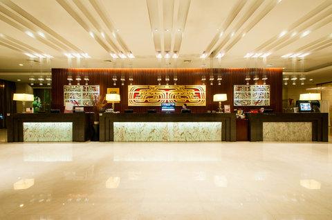 北京中关村皇冠假日酒店 - Concierge