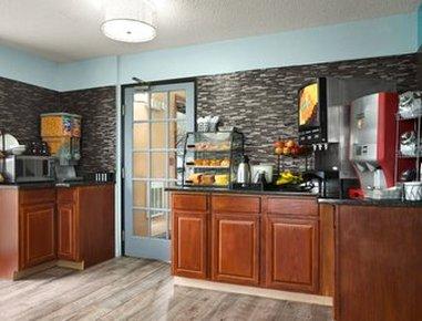 Travelodge Of Battle Creek - Breakfast Area