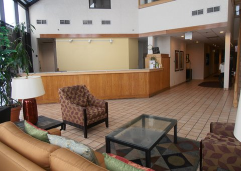 Econo Lodge - Lobby
