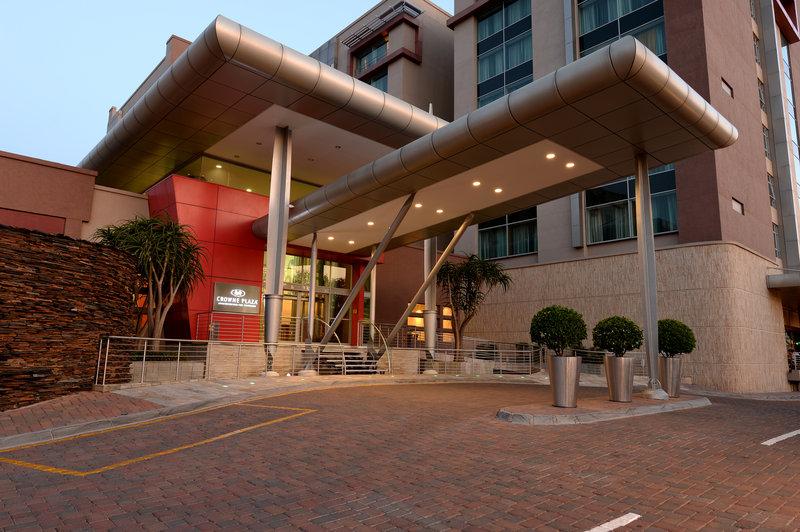 Crowne Plaza Johannesburg-The Rosebank Вид снаружи