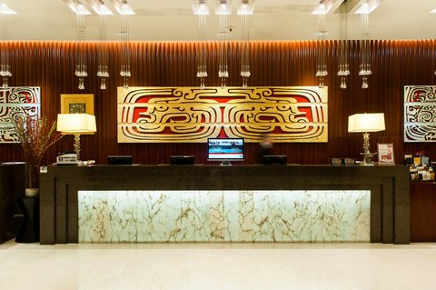 北京中关村皇冠假日酒店 - Front Desk