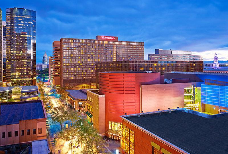 Sheraton Denver Downtown Hotel - Denver, CO