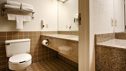 BEST WESTERN Grand Venice Hotel Wedding & Conference Center - Bathroom
