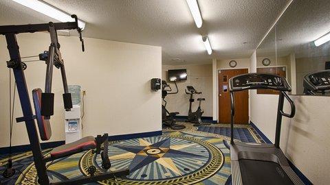 BEST WESTERN Grand Venice Hotel Wedding & Conference Center - Fitness Center