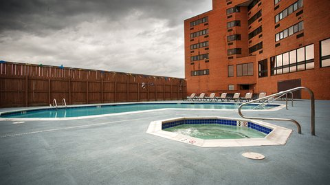 BEST WESTERN Grand Venice Hotel Wedding & Conference Center - Hot Tub