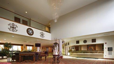 BEST WESTERN Grand Venice Hotel Wedding & Conference Center - Lobby