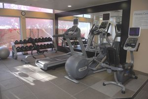 Fitness/ Exercise Room - Holiday Inn Express Downtown Boise