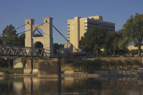 Hilton Waco - Exterior Daytime
